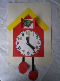 Koekoeksklok. Voorlezen: Olifant en de tijdmachine van Max Velthuijs