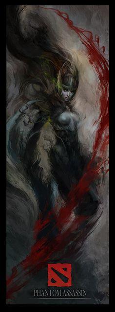 http://muju.deviantart.com/art/Phantom-Assassin-print-preview-535326488