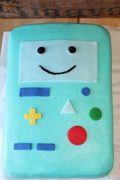 beemo Adventure Time for Aila by Ai Events Adventure Time Birthday Party, Adventure Time Cakes, Adventure Time Parties, First Birthday Party Themes, Fun Party Themes, Man Birthday, Party Ideas, Birthday Cakes, Birthday Ideas