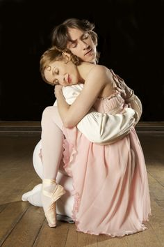 Daria Klimentová and Vadim Muntagirov, English National Ballet -  Photographer Bex Singleton