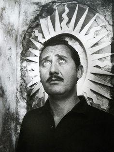 Ph: Enzo Sellerio,  Alberto Sordi, 1962