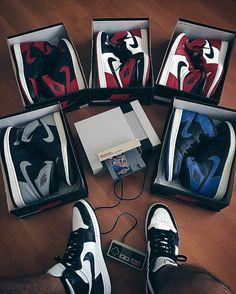 Sneakers x Nintendo
