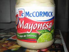 Mexican Mayo is supposedly delicious (and limey!), def try