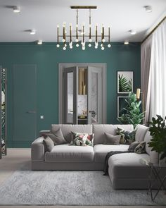 chic living room decor trends and ideas to transform your home 31 Modern Room, Room Design, Chic Living Room Decor, Living Room Modern, Trendy Living Rooms, Trending Decor, Interior Design, Living Decor, Living Room Designs