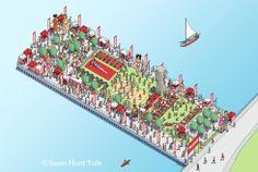 Pier 46 plan