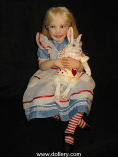 """Alice in Wonderland"" by Jane Bradbury"