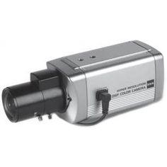 KPC-BSP6300NU 750 TVL Box Type Dual Power Black