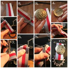Steampunk Medal DIY
