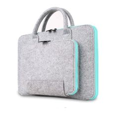 2016 New Felt Universal Laptop Bag Notebook Case Briefcase Handlebag Pouch For Macbook Air Pro Retina Men Women Price: USD 9.99 | USA