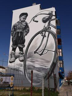 Barreiro, Portugal. Artist: Ricardo Tota