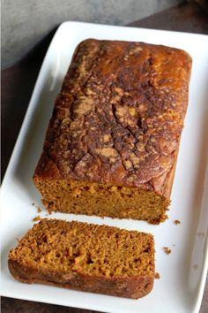 Crock Pot Pumpkin Bread Recipe