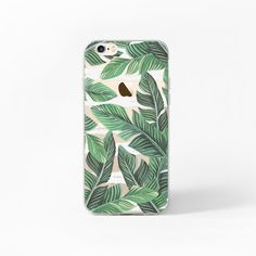 iPhone 6 Case Tropical iPhone 6s Case Clear iPhone 6 Case Summer  iPhone 6S 6 Rose Gold Case iPhone 6 Stripes iPhone 6s Case Transparent