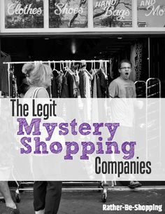 Best Mystery Shopping Jobs: Know the Legitimate Companies to Work For - Finance tips, saving money, budgeting planner Best Money Saving Tips, Money Tips, Saving Money, Secret Shopper Jobs, Preparing For Retirement, Mystery Shopper, Best Mysteries, Finance Tips, Online Jobs