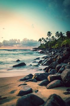 Waimea Bay, Oahu, Hawaii | Flickr: Intercambio de fotos