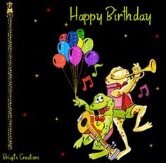 Image result for happy birthday gif animado
