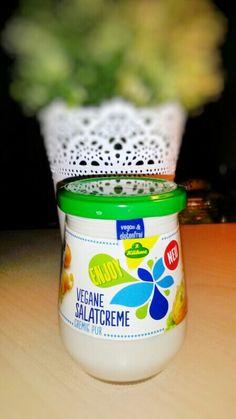 Vegane Küche - vegan kochen ist nicht schwer: Vegane Salatcreme / Mayo von Kühne