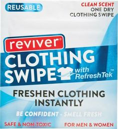 Shop Staples® for Reviver Odor Eliminating Swipes, Regular. Enjoy everyday low prices and get everything you need for a home office or business. Staples Rewards® members get free shipping every day and up to 5% back in rewards, some exclusions ap