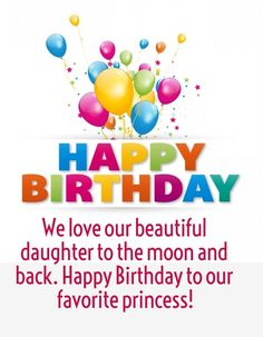 Happy Birthday Quotes For Daughter Happy Birthday Quotes For Daughter From Parents  Anna Sofia Robb .