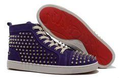 chrisitan louboutin sneakers for men