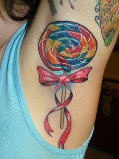 I just imagine this tattoo hurt. But it's pretty amazing.