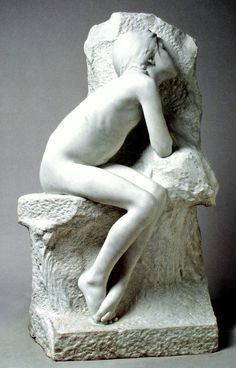 "eclektic (journalofanobody:  ""I saw the angel in the marble...)"
