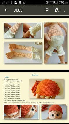 Membuat kepala/wajah - Salvabrani - Salvabrani Crochet Doll Tutorial, Crochet Dolls, Crochet Eyes, Knit Crochet, Amigurumi Doll, Amigurumi Patterns, Handmade Dolls Patterns, Crochet Letters, Crochet Doily Patterns