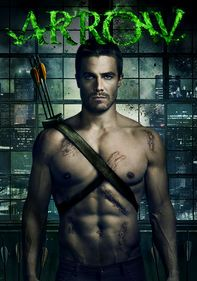 This adaptation of the story of DC Comics' Green Arrow stars Stephen Amell as the titular character, an affluent playboy who becomes an archer superhero at night, saving the city from villains with his special arrows.