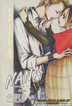 Manga Nana - Chapter 83.1 - Page 0