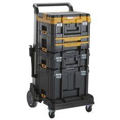 Dewalt Tstak Boxes DWST1-71195 DWST1-70702 DWST1-70704 + DWST1-71196 Trolley | eBay