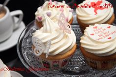 Nutella, Muffins, Cupcakes, Desserts, Recipes, Food, Tailgate Desserts, Muffin, Cupcake Cakes