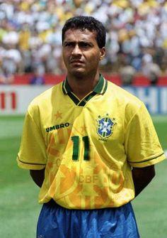 Romario - Brazil National Team