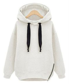 Autumn Korean Style Pullover Hoodie Women's Sweatshirt