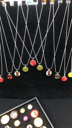 Real food necklaces