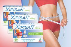 Xipisan 'Fat Binder' Capsules
