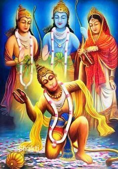 Rama bhakta Hanuman Hanuman Jayanthi, Hanuman Pics, Jai Hanuman Photos, Durga Maa, Shiva Shakti, Radhe Krishna, Hanuman Images Hd, Hanuman Ji Wallpapers, Lord Ram Image