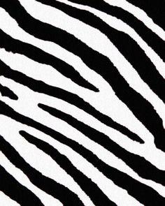 animal print stencils printable | Printable Zebra Print Pattern Stencil Pic #25