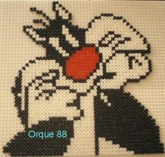 Sylvester hama beads by marmotte88130