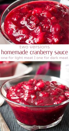 Find the yin to your turkey's yang this Thanksgiving with these two healthy cranberry sauce recipes. One goes best with dark meat, the other with light. Both are refined sugar free and made with cocktail bitters. #cranberrysauce #thanksgivingdinner #cranberryrecipes #cocktailbitters #thanksgivingrecipes #healthyholidayfood #homemadecranberrysauce #condiments  via @midlifecroissnt
