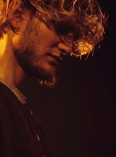 Layne Staley from Alice in Chains. A waste of a huge talent with endless possibilities. Miss that voice. #rip