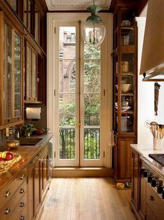 Dream Home Design, My Dream Home, House Design, Kitchen Interior, Home Interior Design, Interior Decorating, Kitchen Decor, Eclectic Kitchen, Decorating Ideas