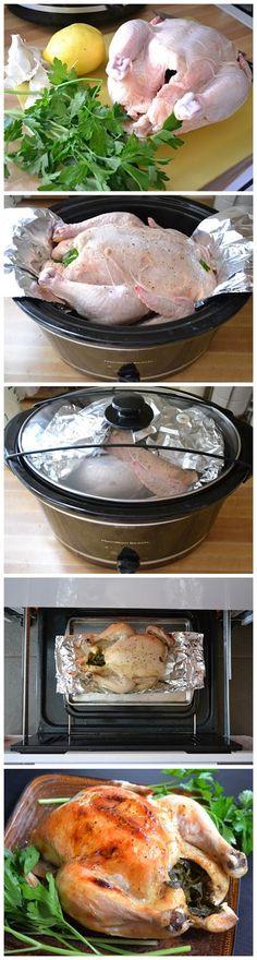 ... cooker butter chicken slow cooker lemon honey and dijon chicken dinner
