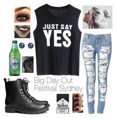 """Festival Sydney"" by boiteasecrets ❤ liked on Polyvore featuring мода, Hudson Jeans, H&M и John Lewis"