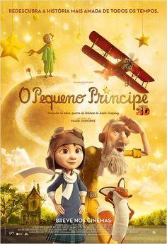 """O Pequeno Príncipe"" (Le Petit Prince - 2015)"