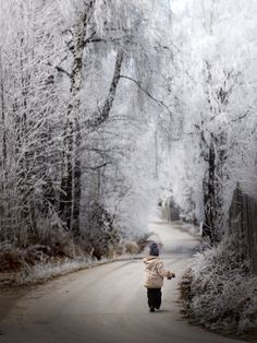 Frozen - when the temperature goes below -10C but there is no snow