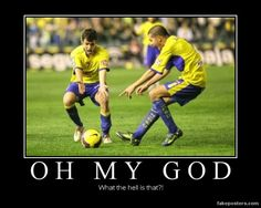 Oh My God - Demotivational Poster