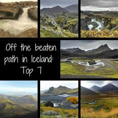 7 off the beaten path stunning locations in Iceland