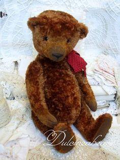 Teddy bear Semyon By Elena Bestuzheva - Bear Pile
