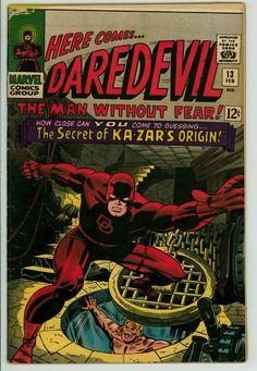 Daredevil 13 (VG 4.0)