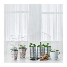 VINDRUVA Drivhuse, 3 stk.  - IKEA