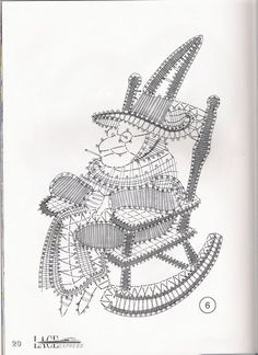 Lace Express 1999-03 - Helena Strzępa - Picasa Web Albums Lace Knitting, Crochet Lace, Russian Crochet, Types Of Lace, Bobbin Lace Patterns, Fillet Crochet, Lacemaking, Thread Art, Needle Lace